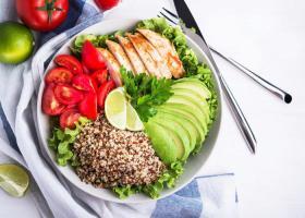 Правильное питание на неделю, меню здорового питания для ...