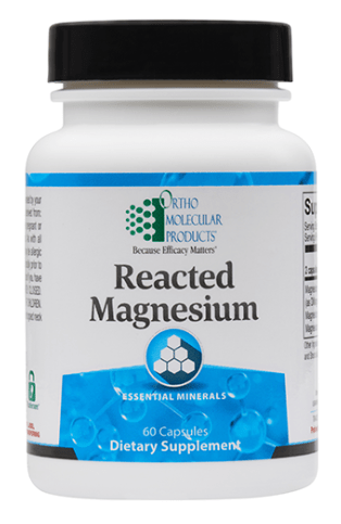 Reacted Magnesium 60 ct.