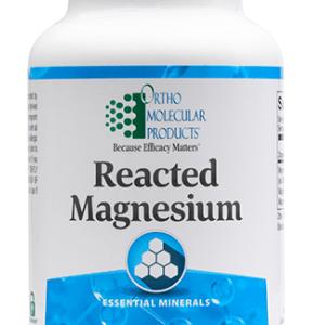 Reacted Magnesium 120 ct.