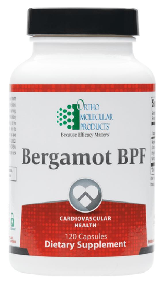 Bergamot BPF 120 ct.