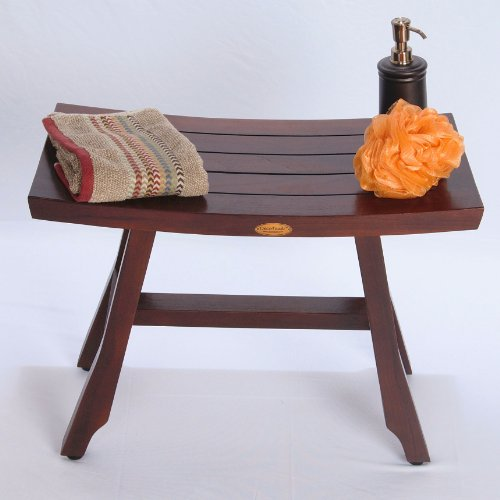24-Satori-Teak-Shower-Bench-Asia-Style-extended-length-Shower-Shaving-Display-Foot-Leveling-Pads-0-1