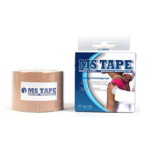 3NS-MS-TAPE-Kinesiology-tape-Sports-Muscle-physio-physical-tape-5Cm-X-5M-10Roll-0