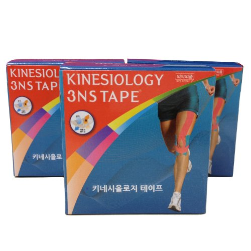 3NS-TEX-Kinesiology-Muscle-Care-Tape-Sports-Taping-Method-0-1