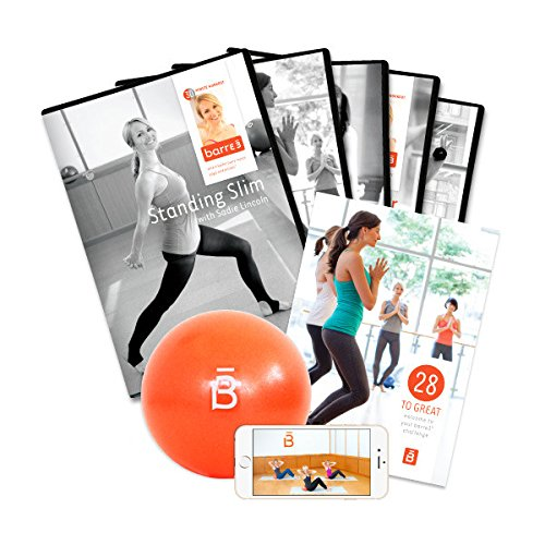 Barre3-28day-Challenge-Fitness-Program-W5-Dvds-Stability-Ball-0