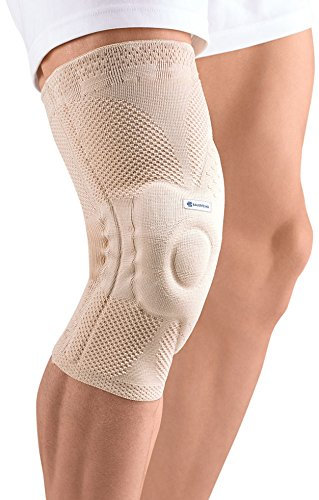 Bauerfeind-GenuTrain-Right-A3-Knee-Support-Nature-0