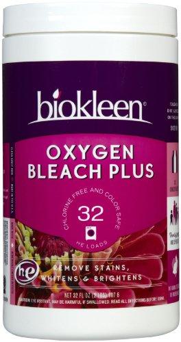 Biokleen-717256000493-Oxygen-Bleach-Plus-32-Ounce-Bottles-Case-of-12-0