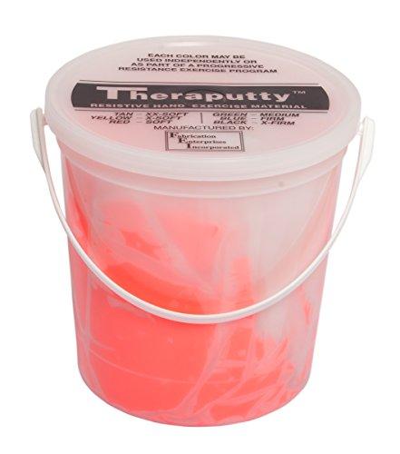 Cando-10-0924-Red-Thera-Putty-Light-5-lbs-0