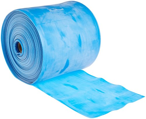 Cando-10-5224-Blue-Low-Powder-Latex-Exercise-Band-Heavy-Resistance-50-yd-Length-0