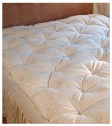 Cuddle-Ewe-Underquilt-Free-Pillow-100-Natural-Wool-Mattress-Topper-0