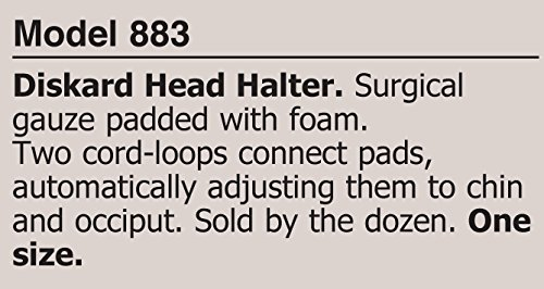 Disposable-Diskard-Head-Halter-Cervical-Traction-Replacement-1-Dozen-883-0-0