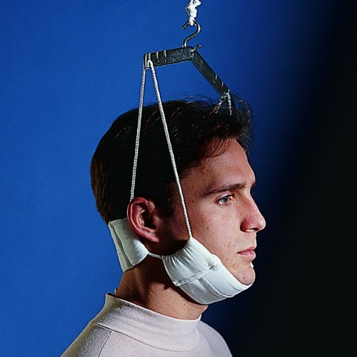 Disposable-Diskard-Head-Halter-Cervical-Traction-Replacement-1-Dozen-883-0