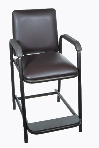 Drive-Medical-Deluxe-Hip-High-Chair-with-Comfortable-Padded-Seat-Brown-Vein-0