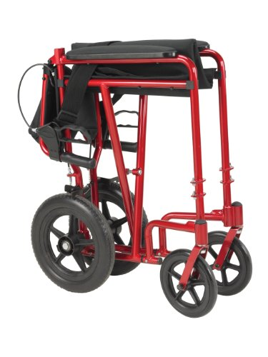 Drive-Medical-EXP19LTBL-Lightweight-Expedition-Transport-Wheelchair-Blue-with-Hand-Brakes-Size-19-0-1