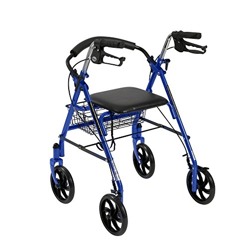 Drive-Medical-Four-Wheel-Rollator-with-Fold-Up-Removable-Back-Support-0-1