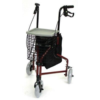 Duro-Med-3-wheel-Aluminum-Rollator-0