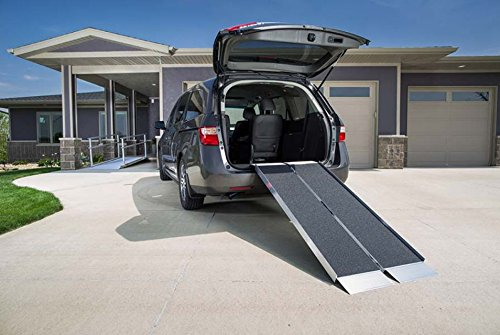 EZ-Access-Suitcase-Ramp-Advantage-Series-6-FT-Length-Residential-for-wheelchairs-or-scooters-0-0