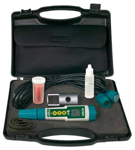 Extech-DO600-K-Waterproof-ExStik-II-Dissolved-Oxygen-Meter-Kit-0-0