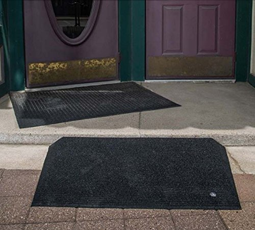 Ez-Access-Rubber-Threshold-Ramp-Beveled-15-Inch-14-Pound-0-0