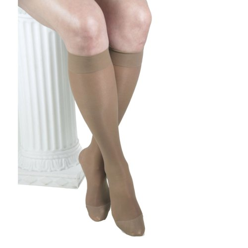 GABRIALLA-Sheer-Knee-Highs-Compression20-22-mmHg-Beige-Small-3-Count-0