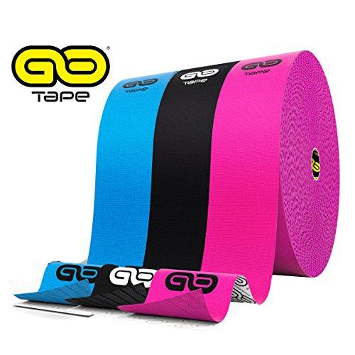GO-TAPE-Premium-Kinesiology-Tape-Uncut-2-in-x-125-ft-BULK-0