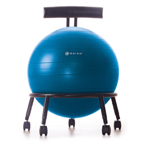 Gaiam-Custom-Fit-Adjustable-Balance-Ball-Chair-0