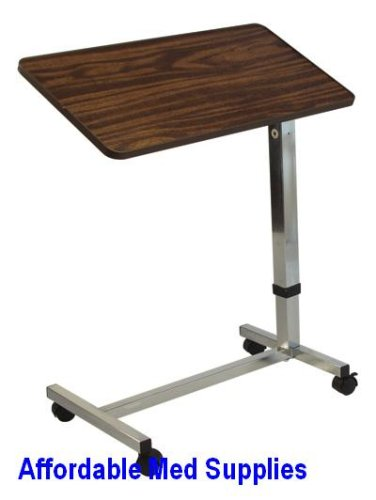 Hospital-OverbedOver-Bed-Tilt-Top-TableComputer-Tray-0