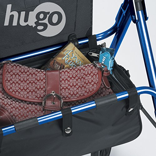 Hugo-Elite-Rollator-Walker-with-Seat-Backrest-and-Saddle-Bag-Blue-0-1