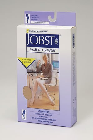 Jobst-Opaque-Pantyhose-30-40mmHg-Closed-Toe-S-Black-0
