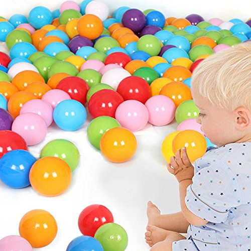 Kangnice-50100200300500pcs-Colorful-Ball-Fun-Ball-Soft-Plastic-Ocean-Ball-Baby-Kid-Children-Toy-Swim-Toy-0-1