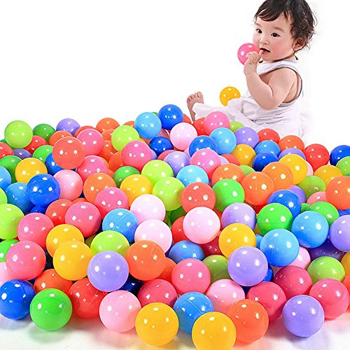 Kangnice-50100200300500pcs-Colorful-Ball-Fun-Ball-Soft-Plastic-Ocean-Ball-Baby-Kid-Children-Toy-Swim-Toy-0