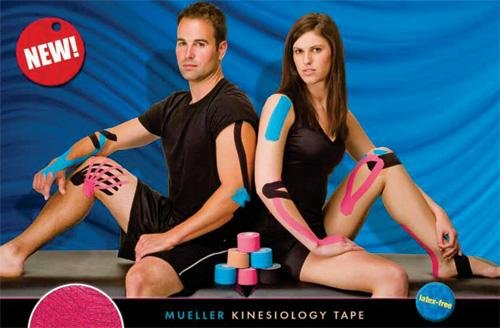 Mueller-Pink-Kinesiology-Tape-2-inch-Box-of-6-Rolls-0-1
