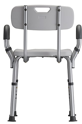 NOVA-Medical-Products-Deluxe-Bath-Seat-with-Back-Arms-0-0