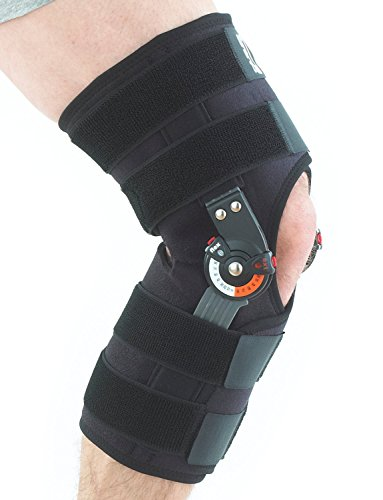 Neo-G-Medical-Grade-VCS-Adjusta-Custom-Fit-Hinged-Knee-Brace-fully-adjustable-for-comfort-and-fit-with-flexion-hinge-system-0-1