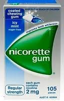 Nicorette-Nicotine-Gum-Icy-Mint-4-Boxes-420-Pieces-2mg-0