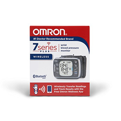 Omron-7-Series-Wireless-Wrist-Blood-Pressure-Monitor-Model-BP654-Clinically-Proven-Accurate-with-Bluetooth-Smart-Connectivity-0-0