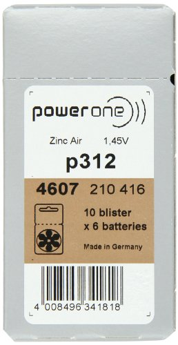 PowerOne-Size-312-Hearing-Aid-Batteries-50-x-6-packs-300-pcs-0