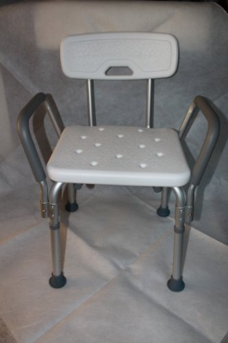 Shower-Chair-with-Backrest-and-Armrest-Easy-to-assemble-No-tools-needed-0-0
