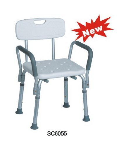 Shower-Chair-with-Backrest-and-Armrest-Easy-to-assemble-No-tools-needed-0