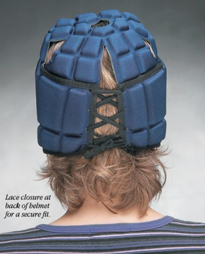 Soft-Protective-Helmet-Size-X-Large-235-24-inches-Blue-0-0