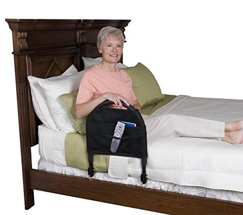 Stander-Bed-Rail-Advantage-Traveler-Portable-Folding-Travel-Rail-Bonus-Organizer-Pouch-Safety-Strap-Supports-400-lbsBariatric-0-1