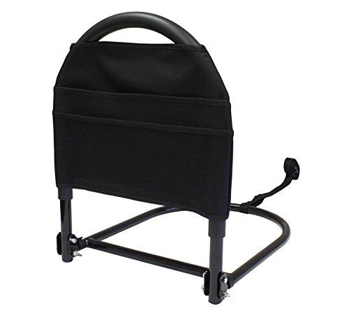 Stander-Bed-Rail-Advantage-Traveler-Portable-Folding-Travel-Rail-Bonus-Organizer-Pouch-Safety-Strap-Supports-400-lbsBariatric-0