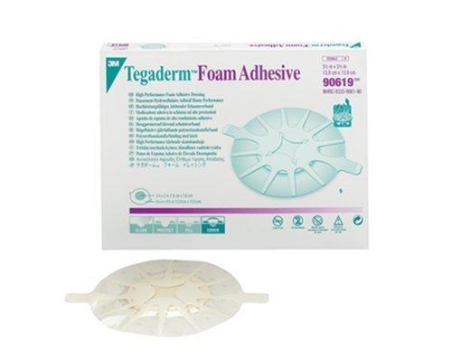 Tegaderm-Foam-Adhesive-Dressing-5-12-x-5-12-3-x-3-Pad-Heel-Design-5BX-5-BXCS-20-Total-0