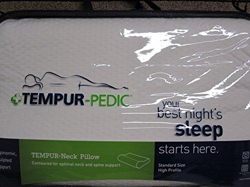 Tempur-pedic-Tempur-neck-Pillow-Standard-size-high-profile-0