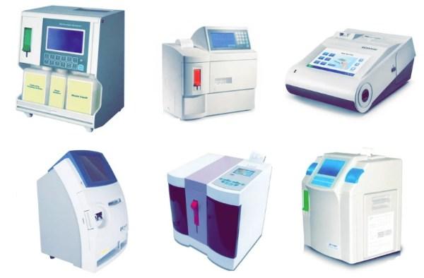 Анализаторы электролитов и газов крови, электроды на ...