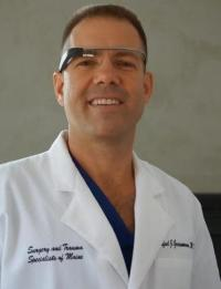 Rafael Grossmann, MD - First Surgeon to use Glass in the OR