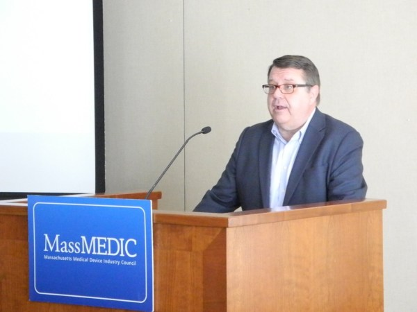 Tom Sommer, President of MassMEDIC