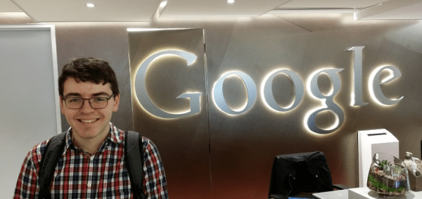 Brendan at Google Cropped