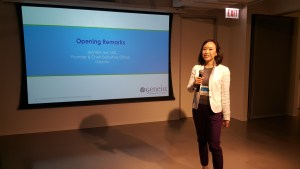 Medstro Founder & CEO Jennifer Joe, MD Opens the Joy of Medicine Challenge Final Event at MATTER