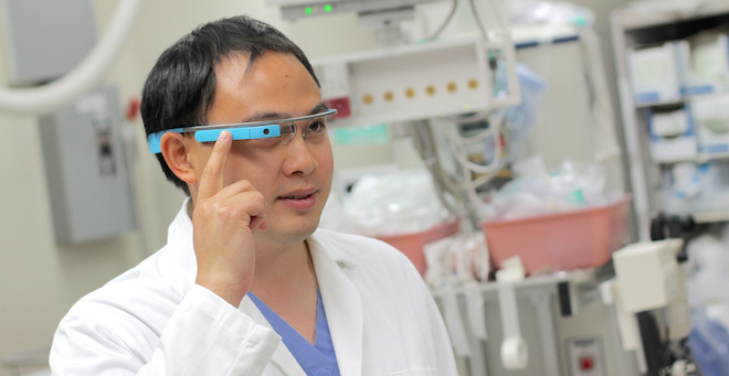 Peter Chai Google Glass 660