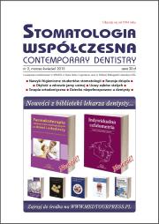 Stomatologia Współczesna nr 2/2015